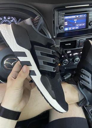 Мужские кроссовки🔺 adidas eqt equipment primeknit black🔺