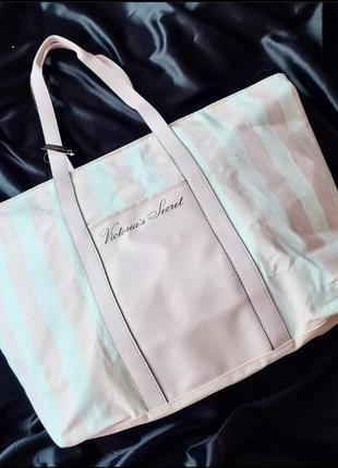 Пляжная сумка victoria's secret 💞