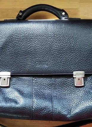 Кожаный портфель maral