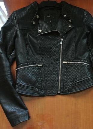 Распродажа!! брендовая черная курточка косуха