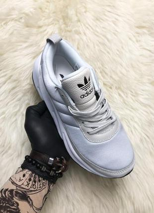 Кроссовки adidas sharks grey