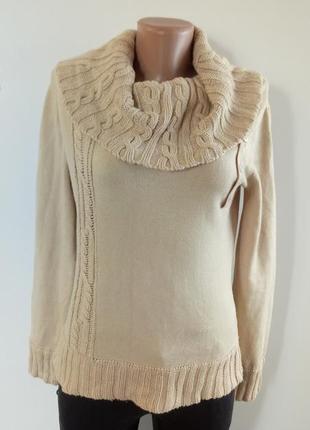 Шерстяний светр з хомутом,світшот(шерстяной свитер с хомутом,свитшот)