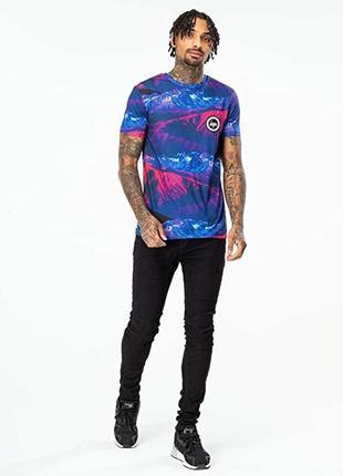 Стильная мужская футболка hype.  размер s