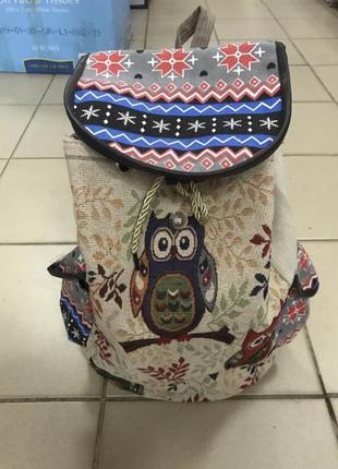 Рюкзак «филин 2»