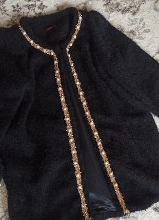 Кардиган пиджак пальто