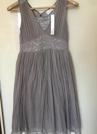 Нарядное платье next.164см/14лет.новое3 фото