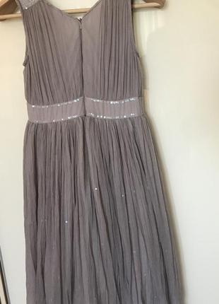 Нарядное платье next.164см/14лет.новое4 фото