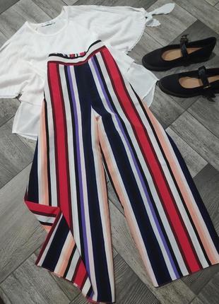Яркие красивые штаны ,кюлоты