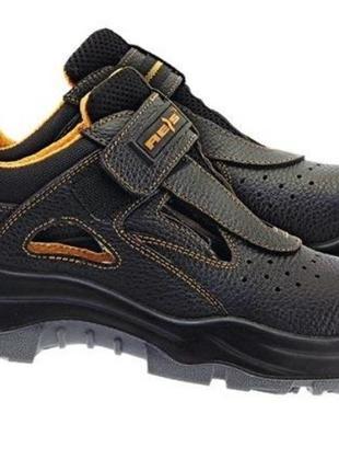 Сандалии с метал носком, спецобувь, спецвзуття, рабочия обувь, летние сандалии