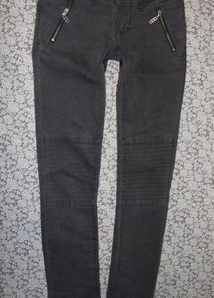 Узкачи джинсы девочке 10 лет на худенькую