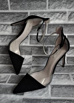 Zara оригинальные туфли 40