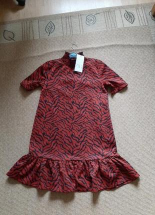 Новое платье зара