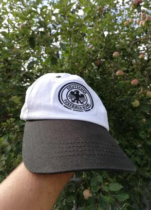 Офіційна кепка збірної німеччини