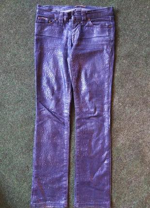 Прекрасные джинсы с переливом
