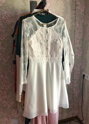 Свадебное платье 🤍