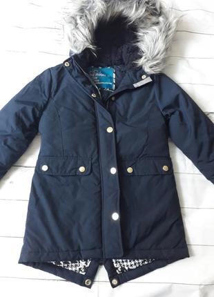 Зимняя куртка парка next