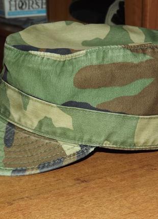 Камуфляжная кепка сша