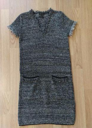 Фирменное платье massimo dutti
