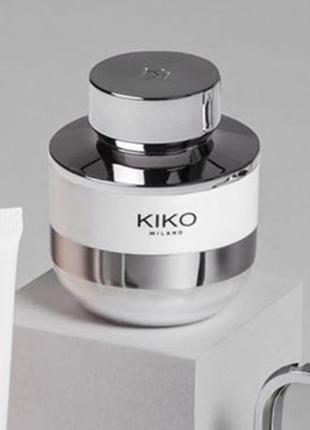 Пудра invisible touch face fixing powder от kiko milano