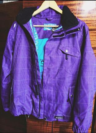 Супер куртка от chanex лыжная сноубордная спортивная