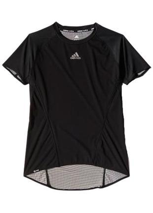 Высокотехнологичная вело футболка adidas cycling с защитой от уф-лучей