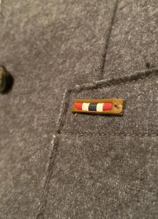 Шерстяной пиджак фирменный napapijri5 фото