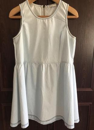 Джинсовое платье brave soul