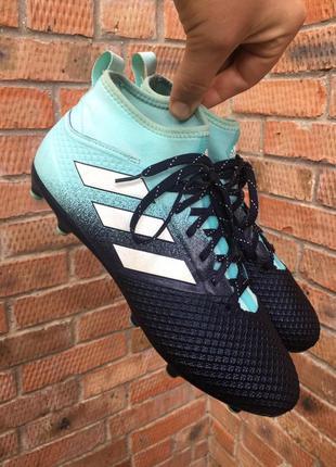 Бутсы adidas ace 17.3 primemesh размер 42,5 (26,8 см.)