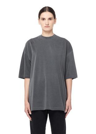 Oversize футболка balenciaga femme fatale2 фото
