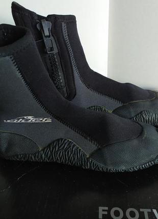 Неопреновые ботинки (носки) для водных видов спорта alder