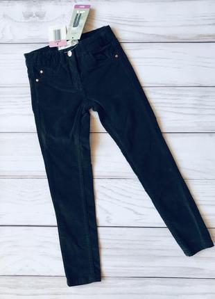 Микровельветовые брюки