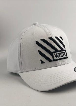 Кепка off white