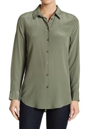Шелковая рубашка allsaints