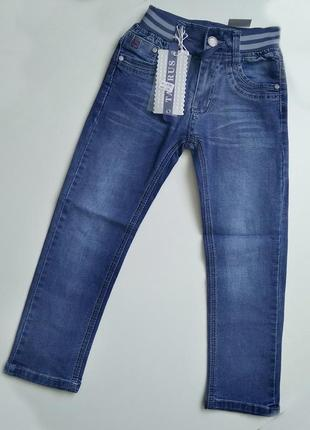 Джинсы для мальчика, фирма taurus. венгрия, джинсы детские 110-140
