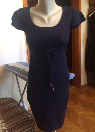 Теплое платье,с добавлением шерсти,от бренда clockhouse