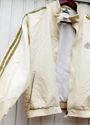 Курточка демисезонная, спортивная adidas, оригинал, венгрия