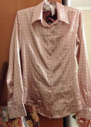 Рубашка с интересной спиной sarah chole