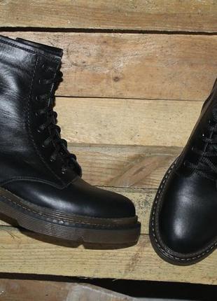 Ботинки кожа натуральная, цвета, тренд осень-зима , 36-40р.3 фото