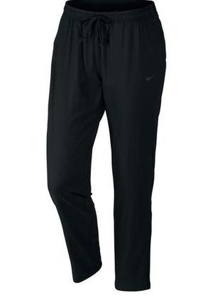 Спортивные брюки женские nike dri-fit р. 46-48 (м)