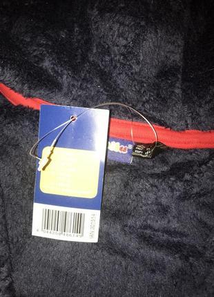 Шикарная кофта меховушка, германия ( рост 98-104)4 фото