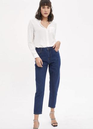 De facto mom джинсы мом наш 50-52