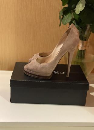 Туфли лодочки casadei 37 размер