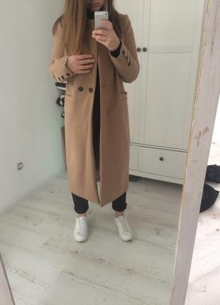 В наличии стильное пальто zfinspire s-m