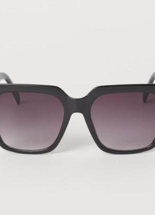 Новые брендовые очки н&м