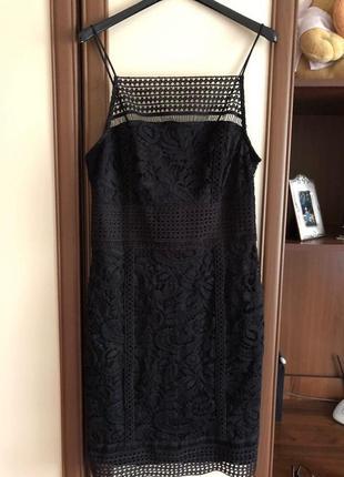 Крута чорна сукня