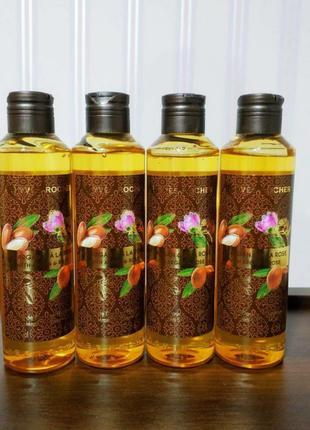 Акція!!!  🌷 олія для душу арганія-троянда ив роше yves rocher