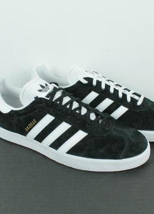 Оригинальные кожаные кроссовки adidas gazelle