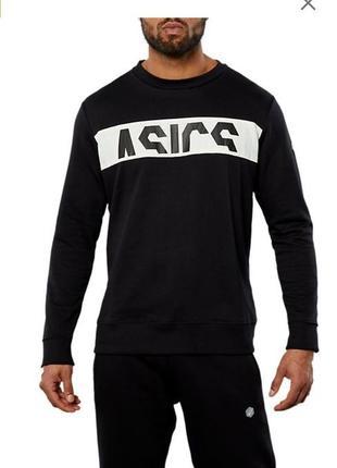 Свитшот стильный дизайн новая коллекция asics ® men's sport logo