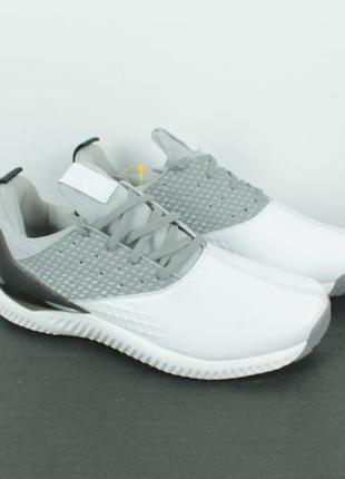 Оригинальные кожаные кроссовки adidas adicross bounce 2.0 для гольфа