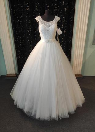 """Свадебное платье """"эдельвейс"""""""